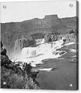 Idaho: Shoshone Falls Acrylic Print