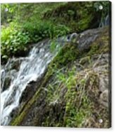 Waterfall 1 Acrylic Print