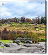 Little Round Top Acrylic Print