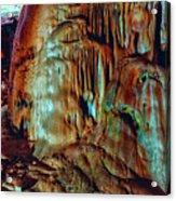 Marble Cave Crimea Acrylic Print