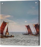Negombo - Sri Lanka Acrylic Print