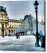 Paris France Acrylic Print