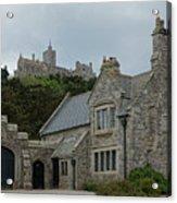 St Michael's Mount Cornwall Acrylic Print