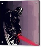 Star Wars Movie Poster Acrylic Print