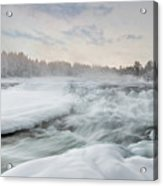 Storforsen - Sweden Acrylic Print