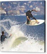 Surfer Acrylic Print