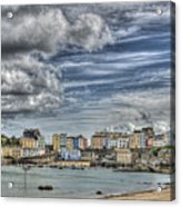 Tenby Harbour Acrylic Print