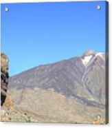 Tenerife - Mount Teide Acrylic Print