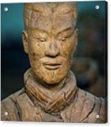 Terracotta Warrior Pit 1 Xian Shaanxi China Acrylic Print