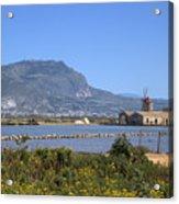 Trapani - Sicily Acrylic Print