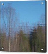 6002-reflections Acrylic Print