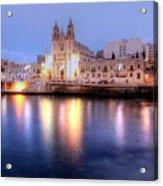 Valletta, Malta Acrylic Print