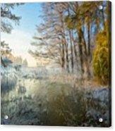 Lake Landscape Acrylic Print