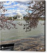 Washington Dc Usa Acrylic Print