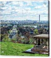 Washington Dc Usa Acrylic Print