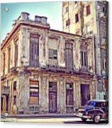 Havana, Cuba Acrylic Print