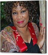 African American Female. Acrylic Print