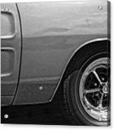 '68 Charger Acrylic Print