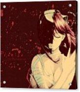 6812 Elfen Lied Hd S Acrylic Print
