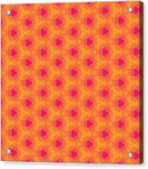 Arabesque 057 Acrylic Print