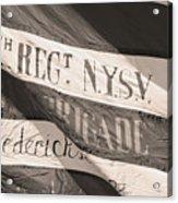 69th New York Acrylic Print