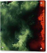 7-23-16--3933 # 2 Don't Drop The Crystal Ball Acrylic Print