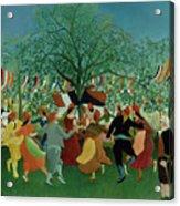 A Centennial Of Independence Acrylic Print