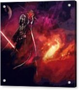 A Star Wars Art Acrylic Print