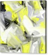 Abstrakt Acrylic Print