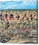 Arches National Park  Moab  Utah  Usa Acrylic Print