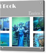 Art Book Acrylic Print