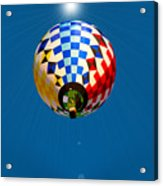Balloon Festival 2015 Acrylic Print