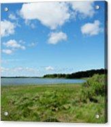 Cape Cod Salt Pond Acrylic Print