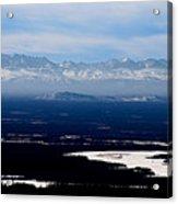 Denali Park - Alaska Acrylic Print