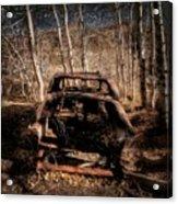 Derelict Transport Acrylic Print