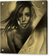 Eva Longoria Collection Acrylic Print