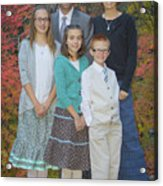 Family Pictures Acrylic Print
