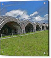 Fort Pickens Acrylic Print