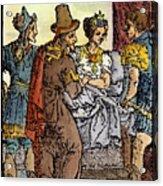 Galen, 129-c200 A.d. Acrylic Print
