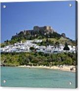 Greece Acrylic Print