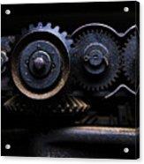 Industrial #05. Color. Acrylic Print