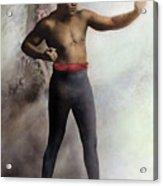 Jack Johnson, 1878-1946 Acrylic Print