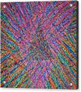 Mobius Band Acrylic Print
