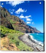 Na Pali Coast Acrylic Print