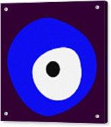 Nazar - Evil Eye Acrylic Print