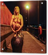 Satine Spark Acrylic Print