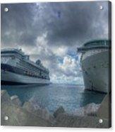 St. Maarten Acrylic Print