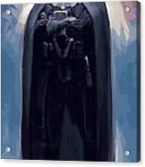 Star Wars Episode 6 Poster Acrylic Print