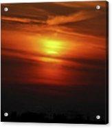 7- Sunset Acrylic Print