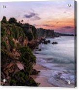 Tegal Wangi - Bali Acrylic Print